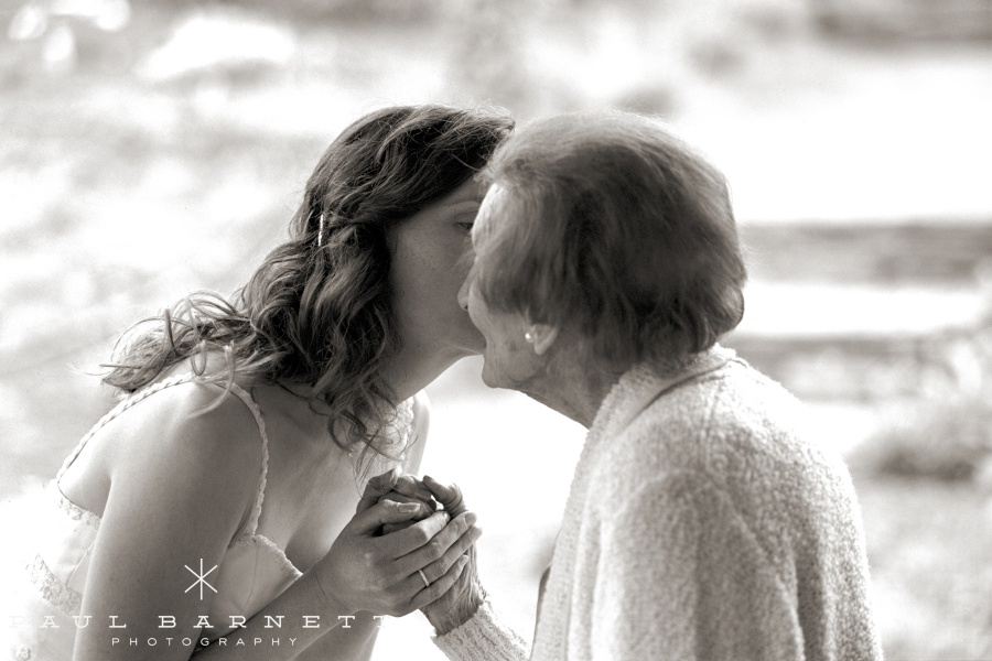 Wedding Photography Checklist of grandma