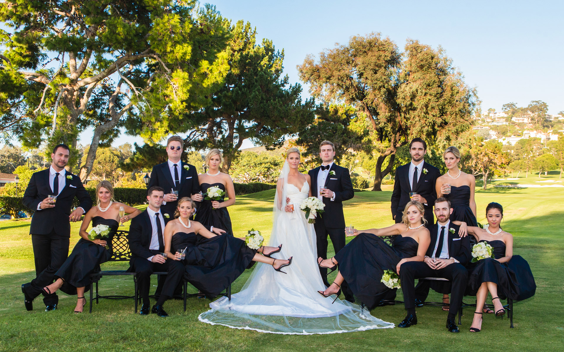 San Diego wedding photography by luxury wedding photographer Paul Barnett