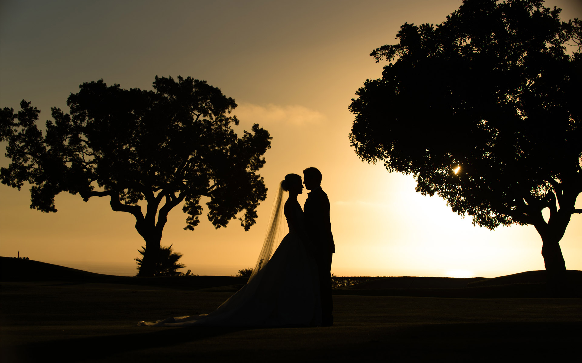 Wedding Photography of Couple in San Diego